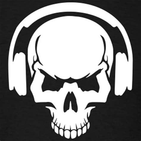 Tshirt Dj Skull dj skull t shirts spreadshirt