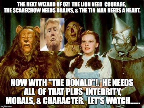 Wizard Of Oz Meme - trump in oz imgflip