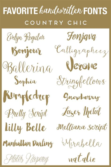country style fonts 25 best ideas about country fonts on