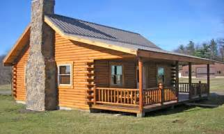 Square Log Cabin Kits by Small Square Log Cabin With Loft Log Cabin Decor