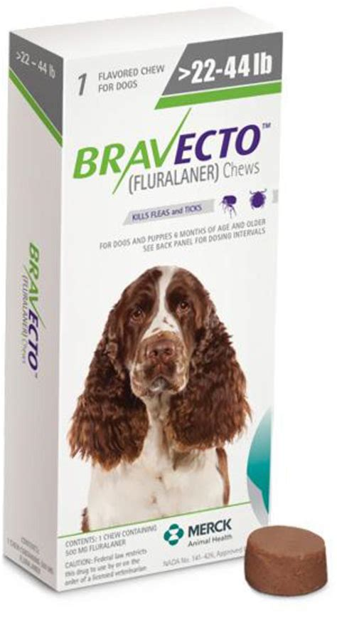 bravecto for dogs reviews pet meds no prescription required bravecto for dogs 22 44
