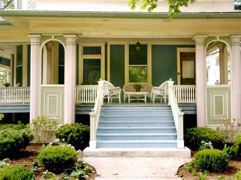 veranda designs for homes photo page hgtv