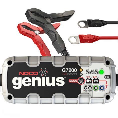 Battery Charger Kit Du Nik 01 batteriladere startbooster batteritester autofix nu