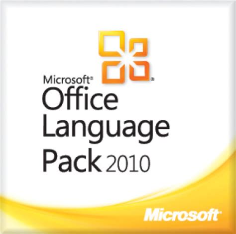 Microsoft Office Pack Office 2010 Language Packs Direct Links
