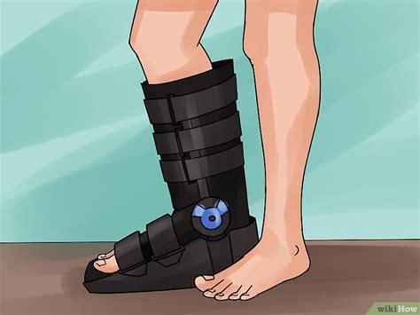 boat shoes hurt ankle 3 formas de fingir un esguince de tobillo wikihow
