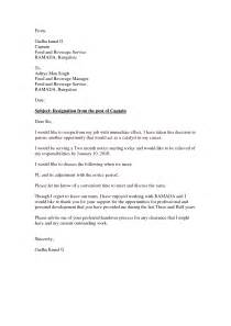 Resignation Letter Family by Resignation Letter Format How To Structure Immediate Resignation Letter Template Sle Urgen