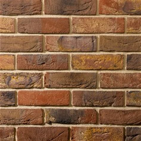 York Handmade Bricks - tbs york multi 65mm