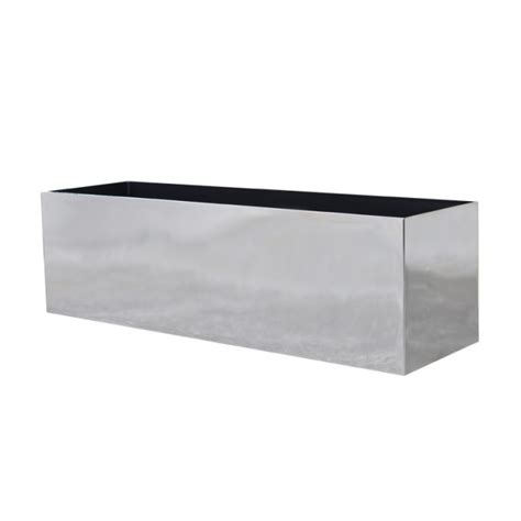 Rectangle Planter by Large Vista Rectangle Planter Newpro