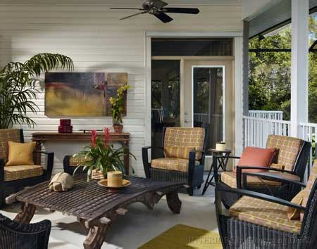 porch decoration furniture placement ideas front porch decorating