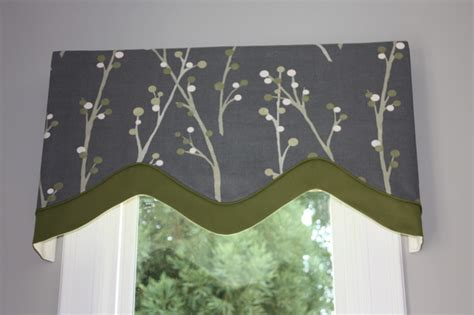 modern valances window treatments hanging in style designs modern window treatments