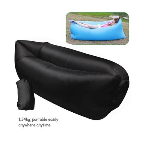 sofa portable inflatable outdoor air sleep sofa couch portable furniture