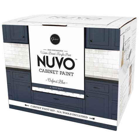 nuvo cabinet paint hearthstone nuvo coconut espresso cabinet paint kit giani inc