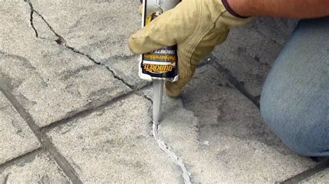 fix cracks  concrete hirerush blog