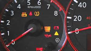 2008 Nissan Altima Check Engine Light 2012 Nissan Altima Warning And Indicator Lights