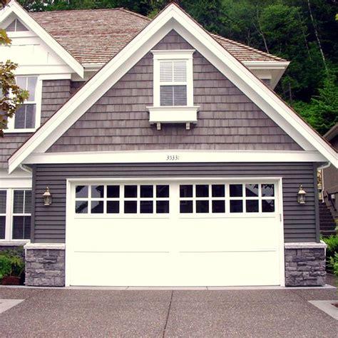 garage door options modern windows building products