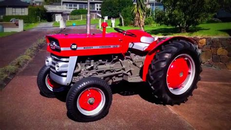Most Popular Paint Colors 2016 by 2017 Massey Ferguson 135 Tractor Price Models Specs Amp Review