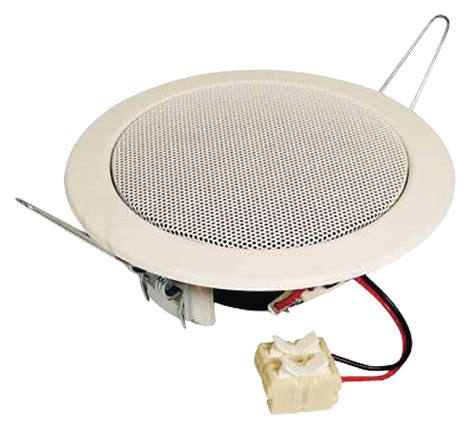 Ceiling Mounted Speaker by Vs Dl10 Visaton Ceiling Mounted Speaker 10 Cm 4