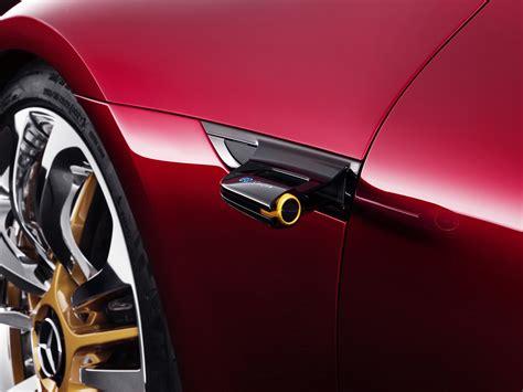mercedes amg gt  door concept revealed