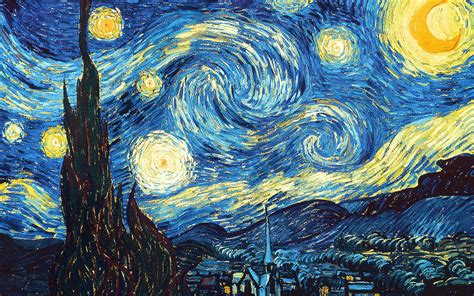 The starry night desktop wallpapers and stock photos