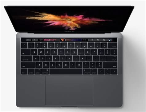 Apple Macbook Pro 13 With Touch Bar Touch Id 256gb Mlh12id A macbook pro with touch bar vs macbook pro 13 inch 2015