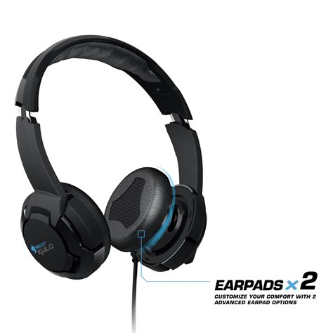 Headset Roc Roccat Kulo Stereo Gaming Headset Black Roc 14 602