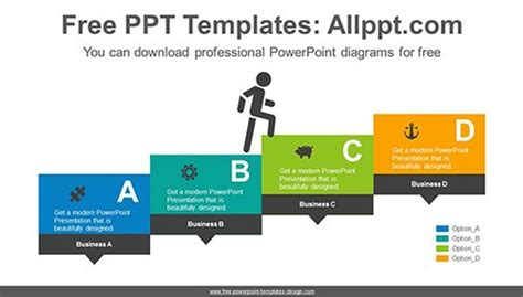 template for 5 1 8 x 3 3 4 card free powerpoint diagrams design