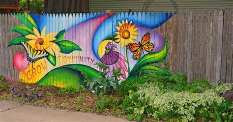 hoa fines force tear    graffiti fence