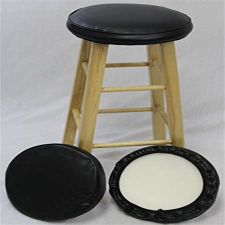 13 Inch Bar Stool Covers by Ehemco Bar Stool Cover With Foam Set Of 3 Walmart