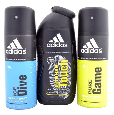 adidas deodorants for men combo pack of 4 assorted deodorant for men adidas combo of 2 deos and showergel rs