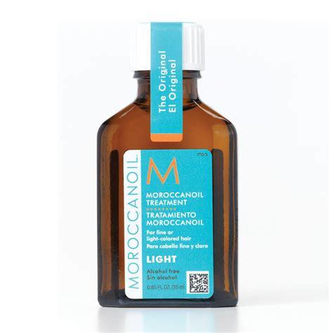 light treatment for moroccanoil treatment light 25ml feelunique