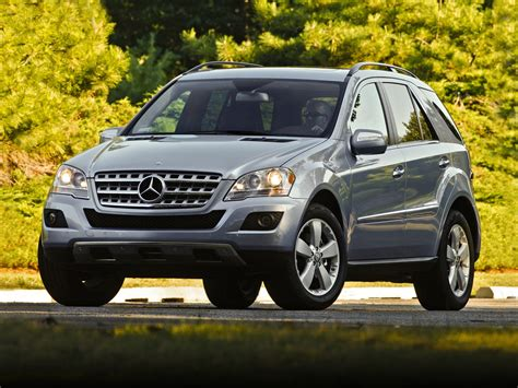 2011 mercedes m class price photos reviews features
