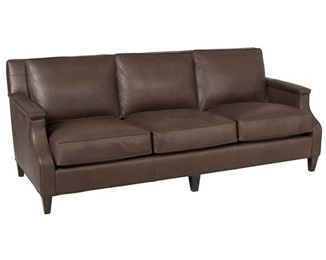 classic leather couches classic leather candace sofa 8723 leather furniture usa