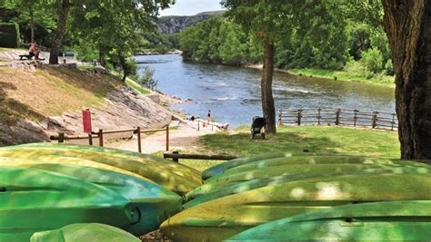 L'Ardechois campsite Campsites in the Ardeche Eurocamp.ie MC011