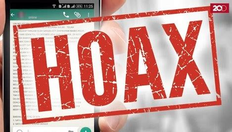 detik hoax an authentic story vs hoax the epitome