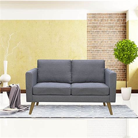 linen fabric sofa set living room furniture couch velvet cloud mountain linen fabric loveseat living room furniture