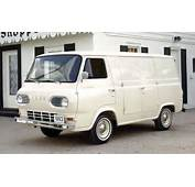 1974 Ford Econoline Van  Car Interior Design