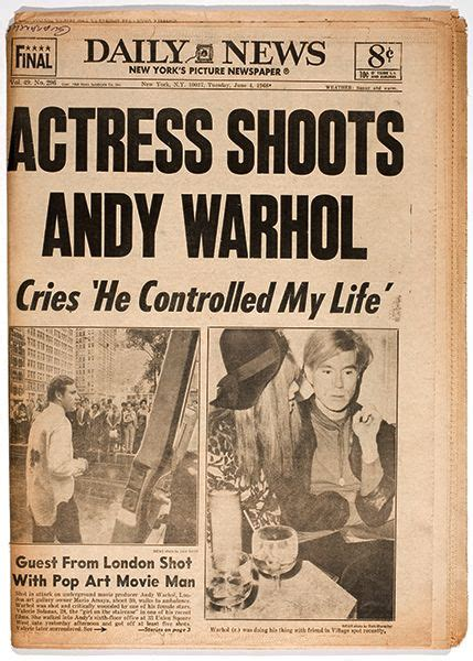 how was andy warhol when he died andy warhol warhol and phobias on