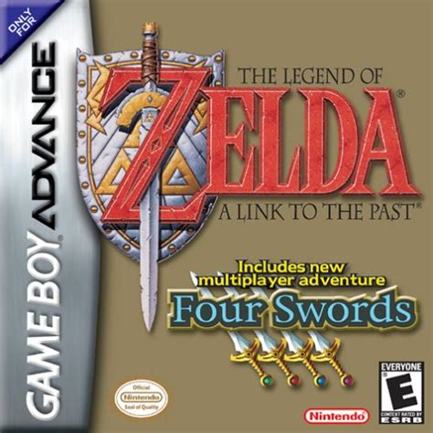 emuparadise gba the legend of zelda a link to the past u mode7 rom