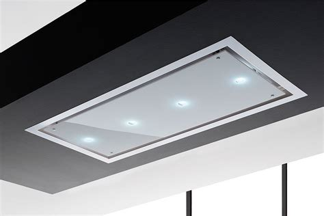 cappe a soffitto airone aiq830201000000000 otello tr led cappa soffitto