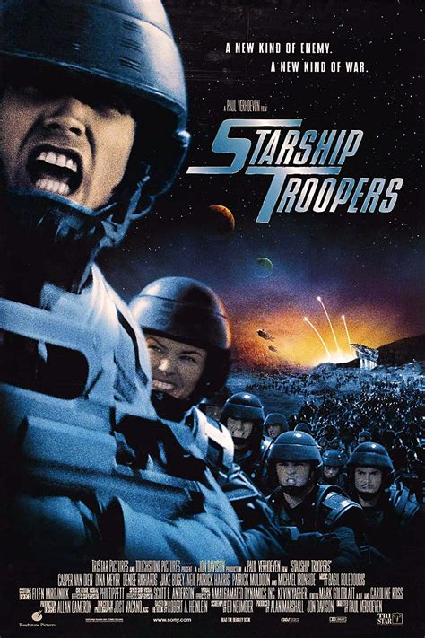 starship troopers starship troopers review spoiler free mr rumsey s film related musings