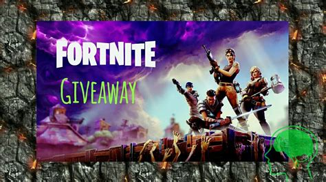 Fortnite Giveaway - fortnite giveaway update and maybe some big news about my channel youtube