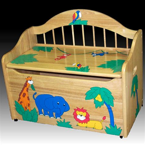 bench toy box personalized deacon s bench toy box natural toy boxes