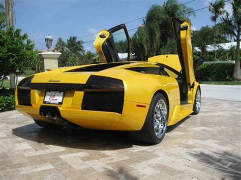 2002 Lamborghini Murcielago 2002 Lamborghini Murcielago 2 Door Coupe 93951
