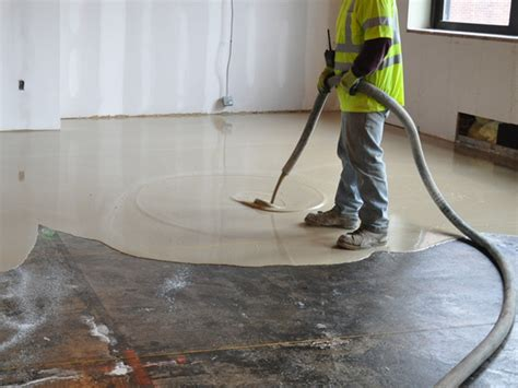 self leveling basement floor self leveling floors cementitious underlayments mapei