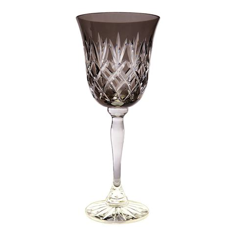 fine crystal pineapple crystal wine glass by gurasu fine crystal