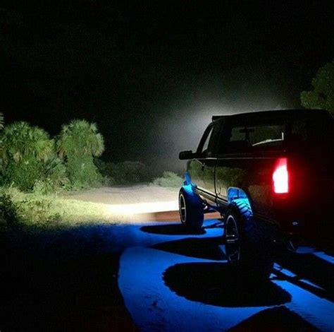 underglow lights for trucks underbody wheel well mounted light kit truck jeep suv ford