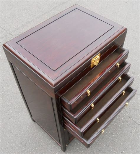 sold cutlery cabinet chest of drawers