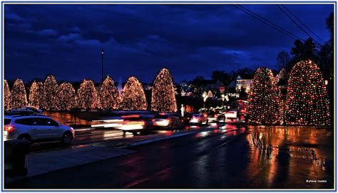 mcadenville lights 2017 mcadenville nc lights 2017 directions