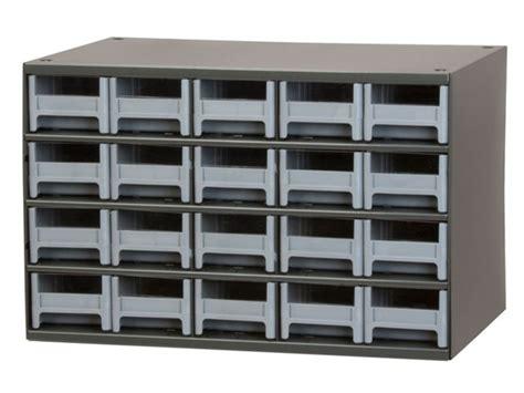 akro mils drawer bin cabinet akro mils 20 drawer storage bin