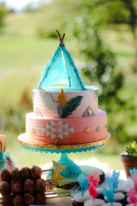 tribal baby shower party ideas showers party ideas  tribal baby shower